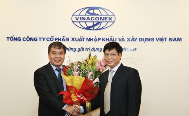 Đại diện SCIC rời ghế Chủ tịch HĐQT Vinaconex sau gần 4 tháng
