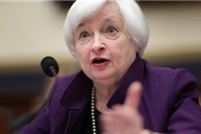 Chủ tịch Fed: Tăng lãi suất là hợp lý, sẽ thực hiện từ từ
