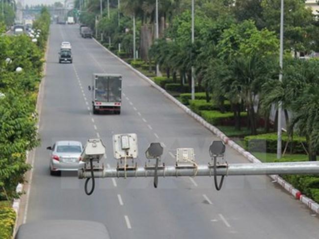 Triển khai thí điểm camera giám sát lỗi 24/24h trên các tuyến cao tốc