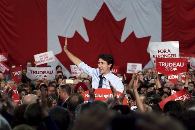 Đảng ủng hộ TPP thất bại trong bầu cử Canada