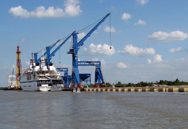 Sắp xây dựng đường 4 làn xe vào Cảng Sài Gòn - Hiệp Phước
