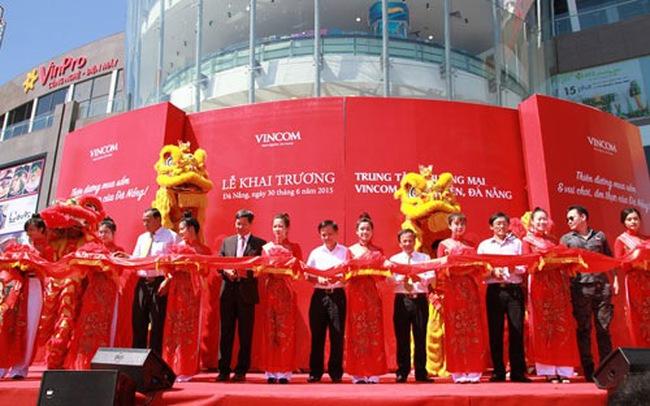 Thương hiệu bán lẻ Vincom đã chính thức có mặt tại Đà Nẵng