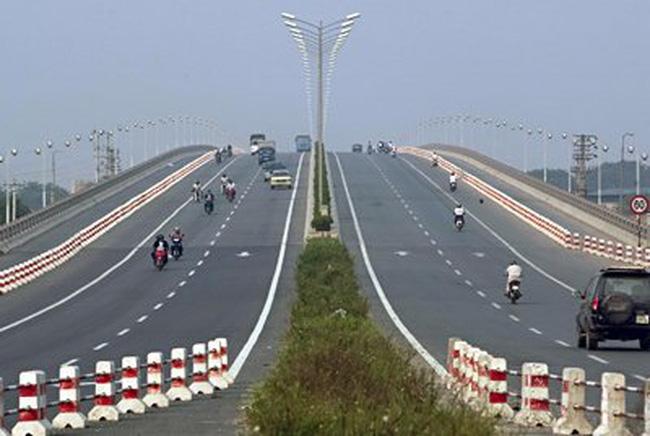 Hoàn thành 55 dự án, công trình giao thông đến cuối năm 2015