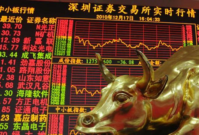 Dòng tiền nóng rút dần khỏi Trung Quốc
