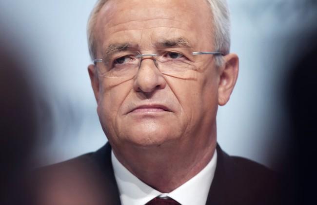 CEO Volkswagen từ chức sau bê bối gian lận khí thải