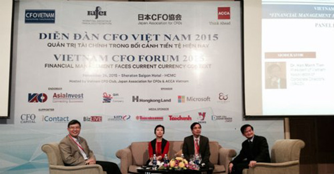 """Năm 2016, doanh nghiệp cần chủ động đối diện với """"sóng thần tỷ giá CNY"""""""