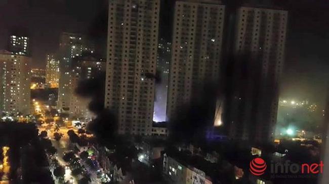 Đền bù khi cháy hầm chung cư: Chờ kết luận từ cơ quan công an