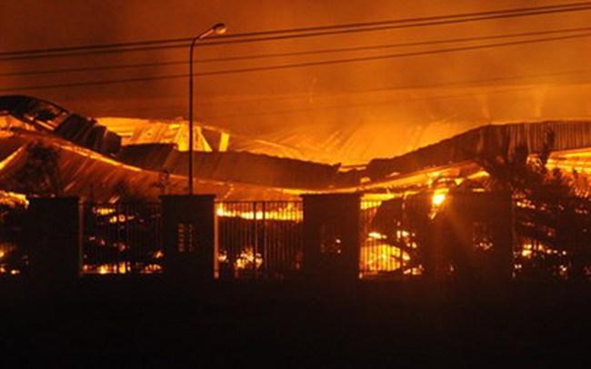 Bộ Công an vào cuộc điều tra vụ cháy tại KCN Nhơn Trạch – Đồng Nai