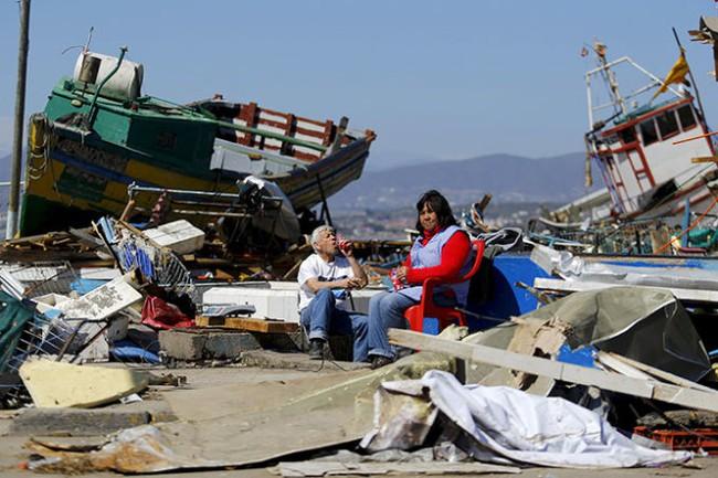 Chile: 11 người thiệt mạng sau vụ động đất ác mộng