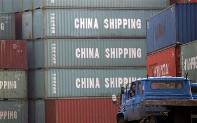Trung Quốc công bố số liệu xuất nhập khẩu bi quan