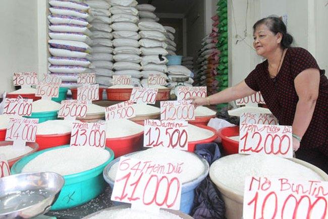 Gạo Việt đang ở đâu?