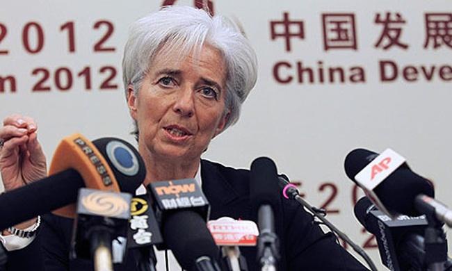 """IMF """"bênh"""" Trung Quốc"""