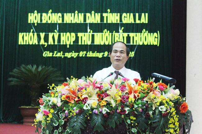 Ông Võ Ngọc Thành làm Chủ tịch tỉnh Gia Lai