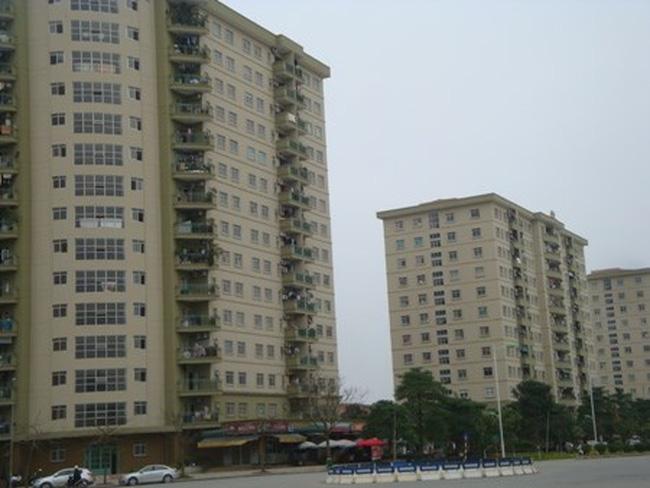 """Giá chung cư Hà Nội 2015: """"Đỏ mắt"""" tìm căn hộ 1 tỷ đồng"""