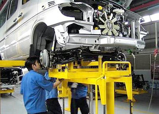 Kinh tế khởi sắc, ngành công nghiệp tăng trưởng gần 10%