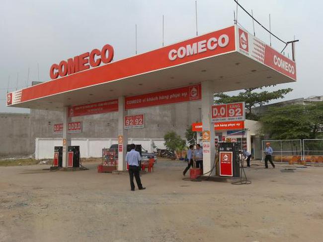 Comeco (COM): Bất chấp giá xăng dầu giảm, lãi 9 tháng vượt 167% kế hoạch cả năm 2015