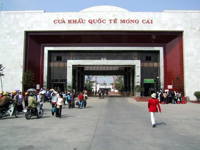 Quy hoạch KKT cửa khẩu Móng Cái thành cực tăng trưởng kinh tế năng động