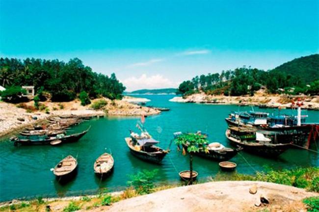 Gần 500 tỷ đồng kéo điện ra đảo Cù Lao Chàm