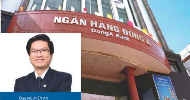 Ông Nguyễn An điều hành DongABank