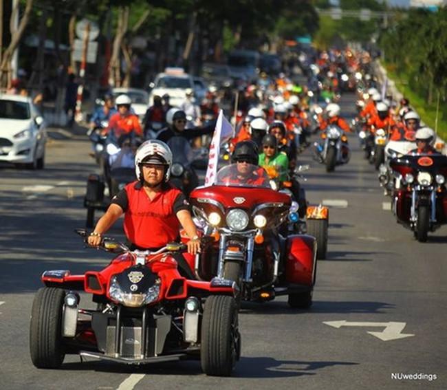 Bộ Công an bác đề nghị nhập khẩu xe mô tô 3 bánh