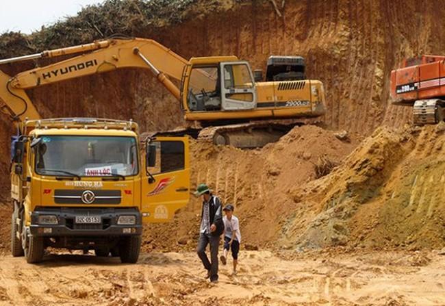 Tăng thuế khai thác đất, kích doanh nghiệp dùng xỉ than làm gạch