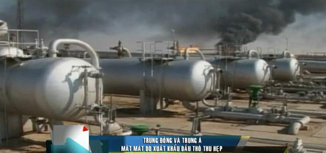Trung Đông Và Trung Á mất mát do xuất khẩu dầu thô thu hẹp