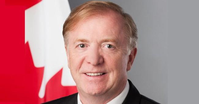 """Đại sứ Canada: """"Hy vọng doanh nhân Việt chớp mọi thời cơ trong năm mới"""""""