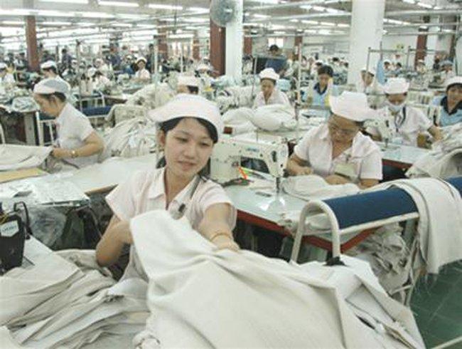 Ngành dệt may: Lo lợi ích vào tay doanh nghiệp FDI