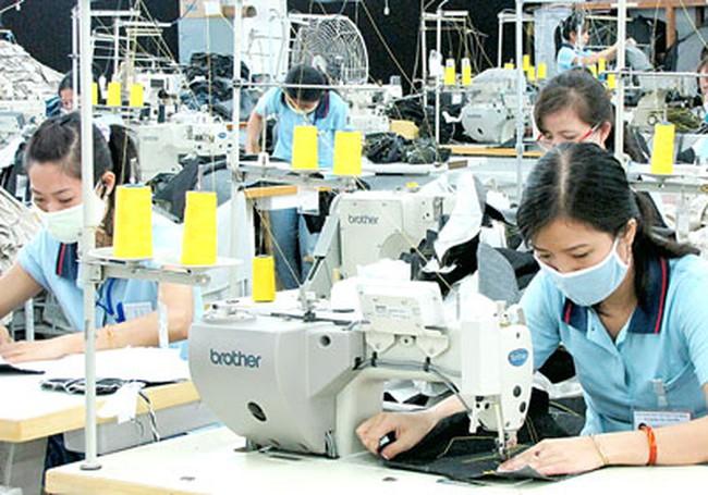 Xuất khẩu dệt may tăng trưởng ổn định