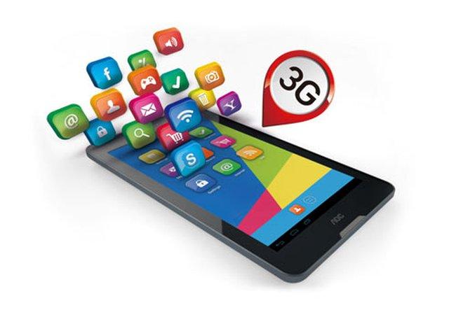 Khách hàng 'đau đầu' với cách tính cước dịch vụ 3G