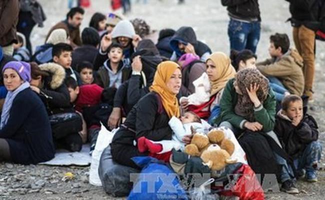 Mỹ không thay đổi kế hoạch tiếp nhận 10.000 người tị nạn Syria