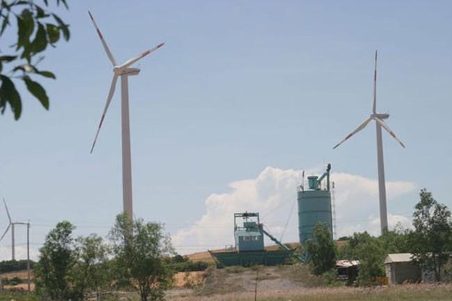 Quảng Trị đầu tư 1.400 tỷ đồng xây nhà máy điện gió