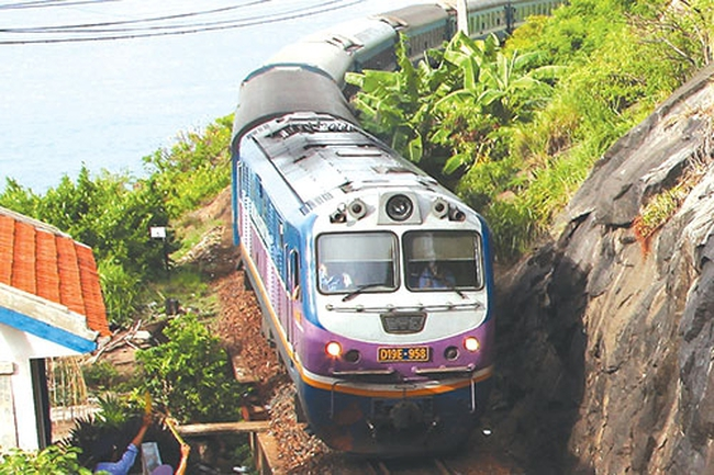 Đổi mới đường sắt không có điểm dừng