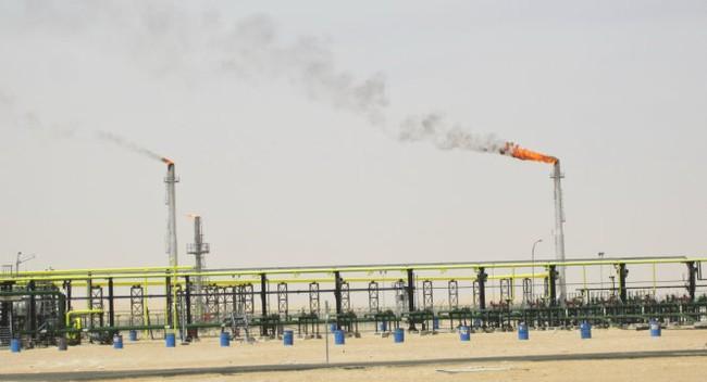 Việt Nam khai thác dòng dầu đầu tiên tại sa mạc Sahara