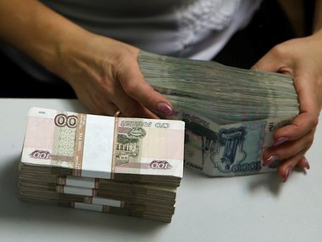 Điện Kremlin thừa nhận không còn khả năng nâng đỡ đồng ruble