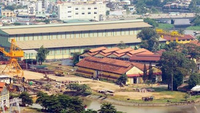 Tập đoàn Hàn Quốc muốn đầu tư 5 tỷ USD vào khu Ba Son