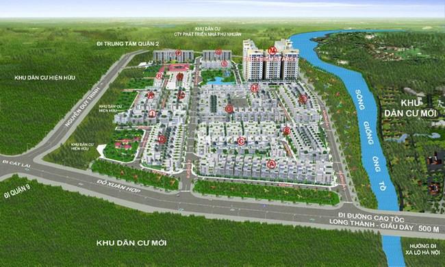 Vạn Thịnh Phát đầu tư 16 dự án BĐS tại Long An