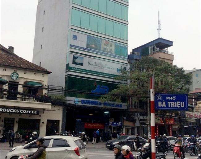 """Hà Nội đồng ý cho thuê 200m2 """"đất vàng"""" Lê Đại Hành làm trụ sở công ty"""