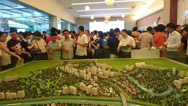 9 tháng 2015, giao dịch bất động sản bằng cả năm 2014