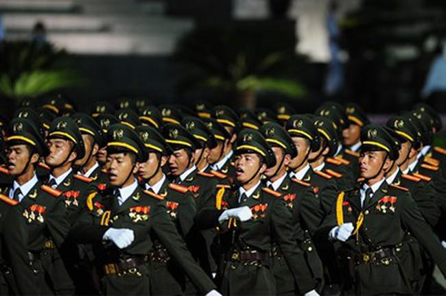 Trực tiếp: Hào hùng lễ diễu binh, diễu hành kỷ niệm 70 năm Quốc khánh