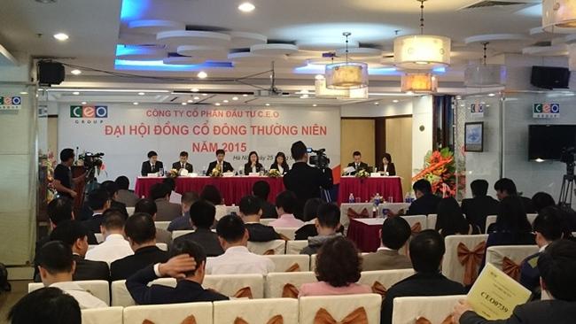 """[Trực tiếp] ĐHCĐ CEO Group: """"Điểm nóng"""" Phú Quốc"""