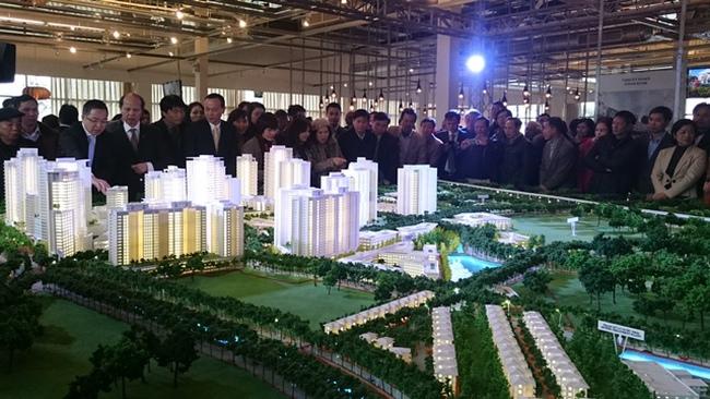 Tập đoàn Perdana Malayia có thể đầu tư tỷ đô la cho Dự án Park City Hà Nội