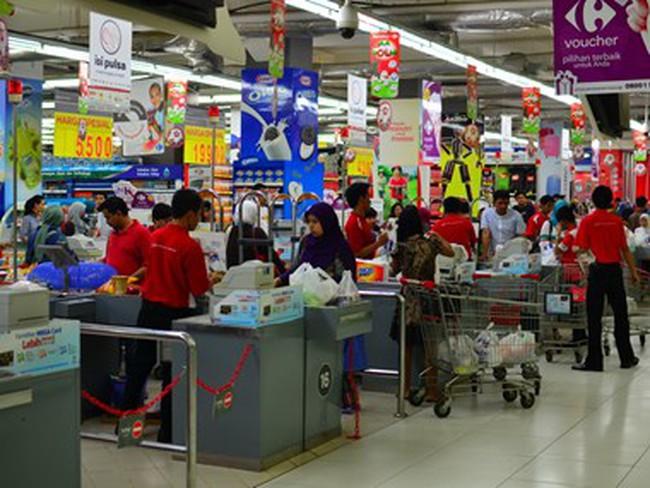 Trung Quốc là một trong 10 nhà đầu tư hàng đầu tại Indonesia