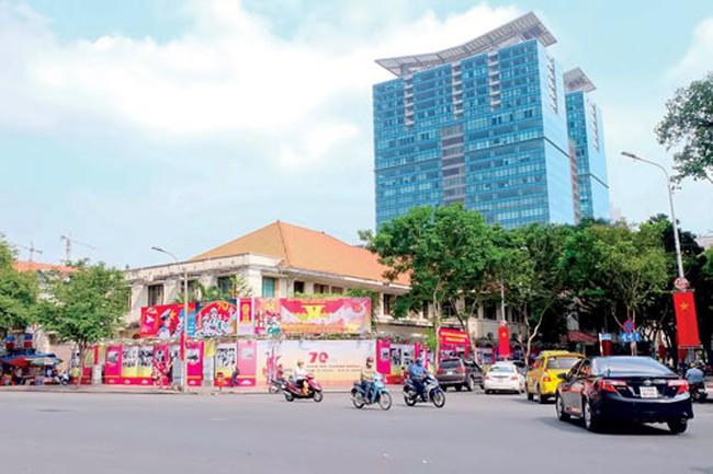 TPHCM: Nhà đầu tư xin rút khỏi dự án khu đất vàng 164 Đồng Khởi