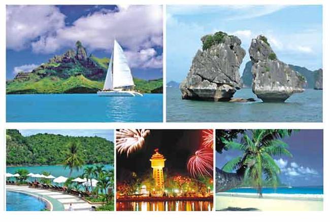 Đưa du lịch thành ngành kinh tế mũi nhọn