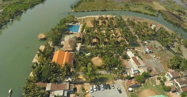 TP.HCM: Sắp có khu du lịch sinh thái nghỉ dưỡng 40ha tại quận 9