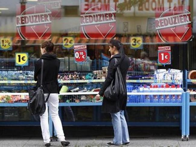 Giá tiêu dùng tại Đức tăng lên mức cao nhất trong 10 năm