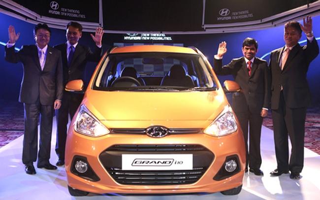 Bất ngờ ôtô nhập khẩu từ Ấn Độ