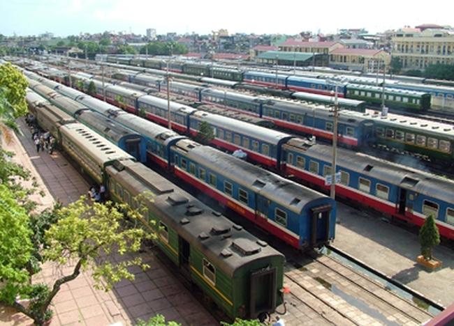 Cần 3.600 tỉ đồng để cải tạo hơn 300km đường sắt