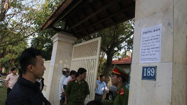 Tổ chức tang lễ ông Nguyễn Bá Thanh theo nghi thức lễ tang cao cấp